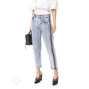 3.1 Phillip Lim Zipper Straight Jeans Shopbop 4